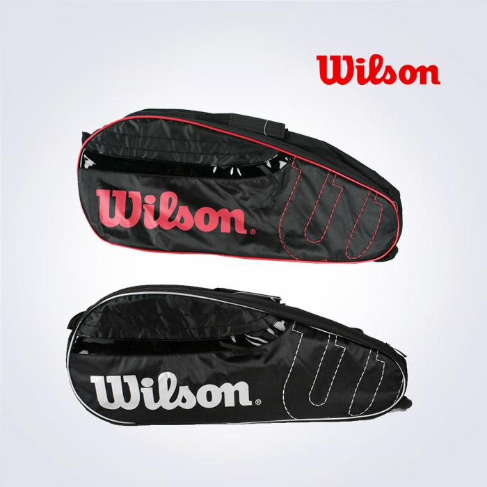 윌슨 배드민턴 프로 2단가방(6입)