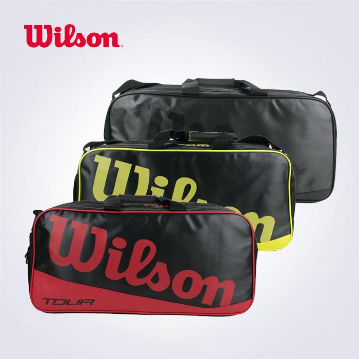 윌슨 투어 렉탕글3 배드민턴가방