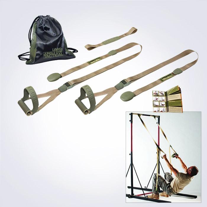 USA BRAND LIFELINE Jungle Gym Tactical (TRX,턱걸이,슬링,링체조,서스펜션트레이닝,슬링재활,코어트레이닝,홈트레이닝)