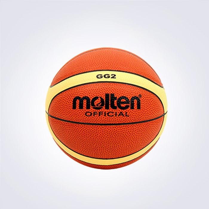 FIBA/KBL공식 몰텐 고급합성가죽 미니농구공 BGG2 2호