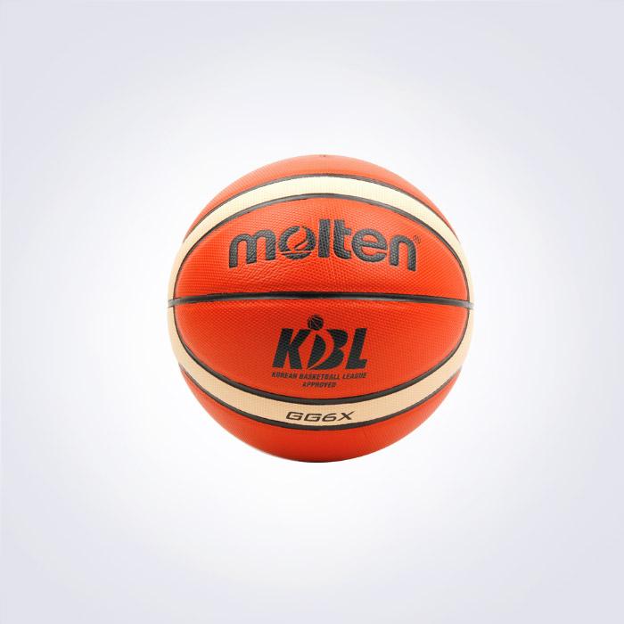 FIBA/KBL공식 몰텐 고급합성가죽 농구공 GGX 6~7호