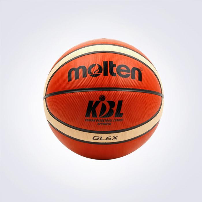 FIBA/KBL공식 몰텐 천연가죽 농구공 GLX 6~7호
