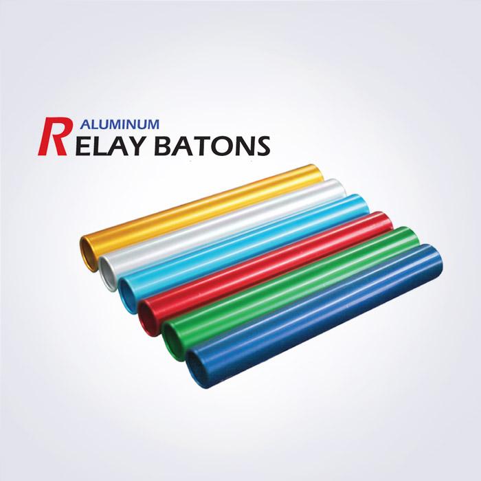 알루미늄 릴레이바톤 (6개1세트)