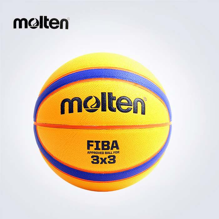 FIBA/KBL공식 몰텐 길거리농구 3대3(3x3) 농구공 B33T5000