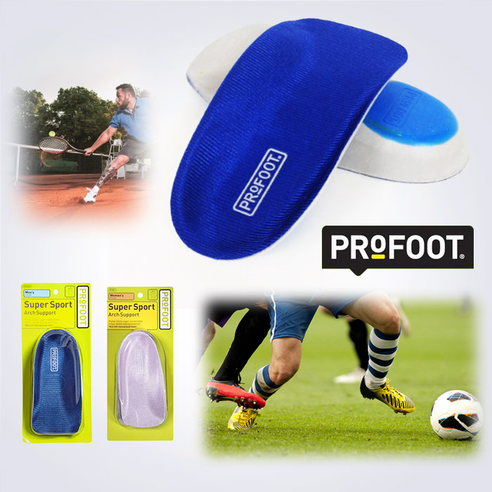 USA MADE PROFOOT Super Sports Arch Support 슈퍼스포츠