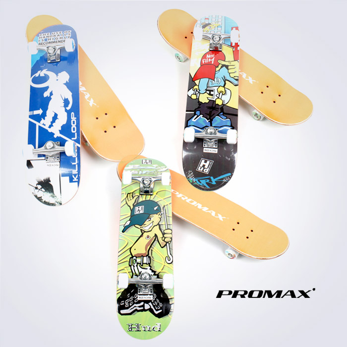 PROMAX 스케이트보드