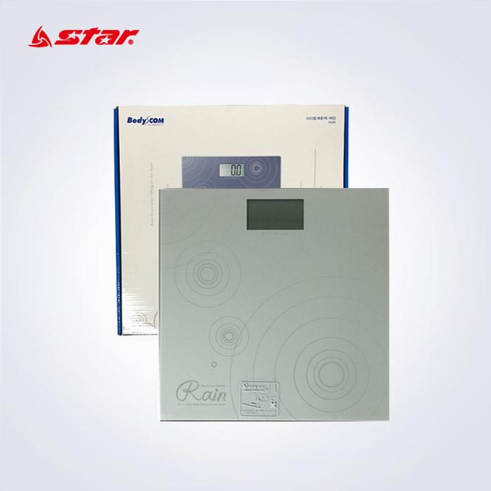 STAR 바디컴 고정밀 디지털체중계 4kg~180kg