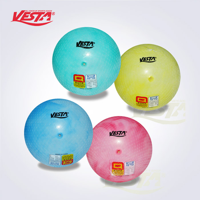 VESTA 롤링스타즈 KC인증 무독성 탱탱볼 (약 20~21cm)