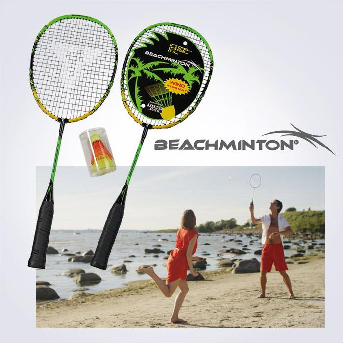 비치민턴(Beach minton)