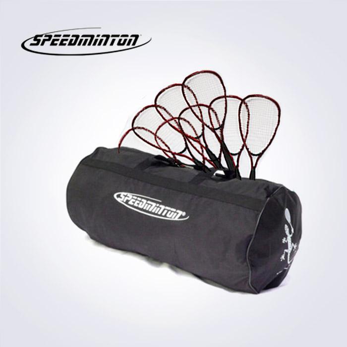 독일정품 [speedminton] 스피드민턴 스쿨세트 가방