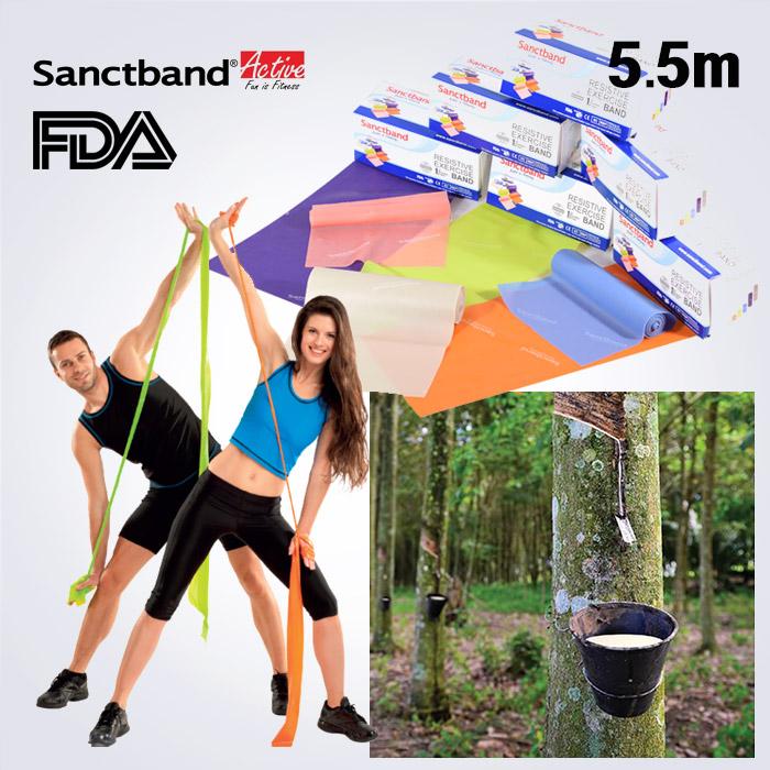 스포리지 USA FDA승인정품 천연라텍스 SanctBand 5.5M (끈적이지 않고 정말 품질좋아요)