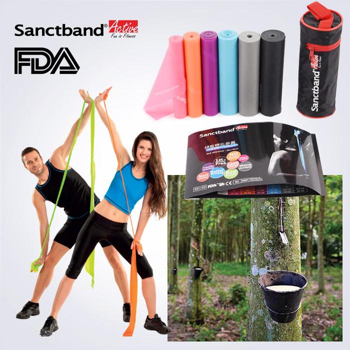 스포리지 USA FDA승인정품 SanctBand 2M 원형파우치형 (끈적이지 않고 정말 품질좋아요)