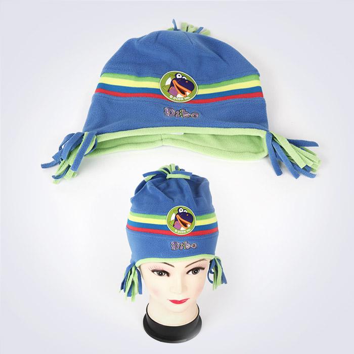 디보 방한 모자