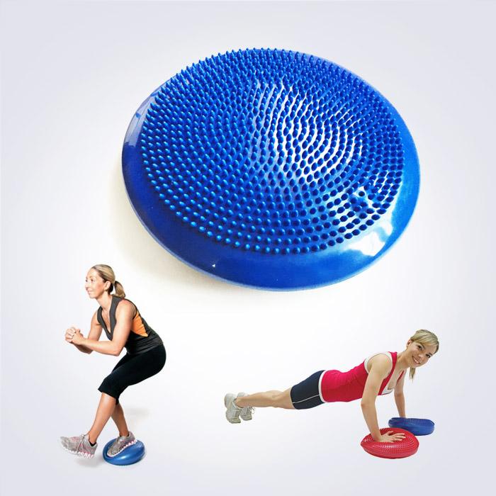 스포리지 발란스쿠션 밟고 서있기만해도 운동되는 밸런스쿠션,발목재활,하체운동,균형감각,기초체력향상