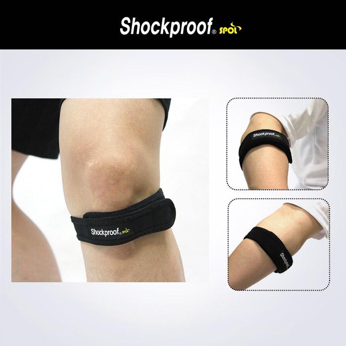전문가용 쇽프루프 2in1 서포터 (무릎&엘보 겸용) 제대로 만든 제품! 불만족시 100% 환불