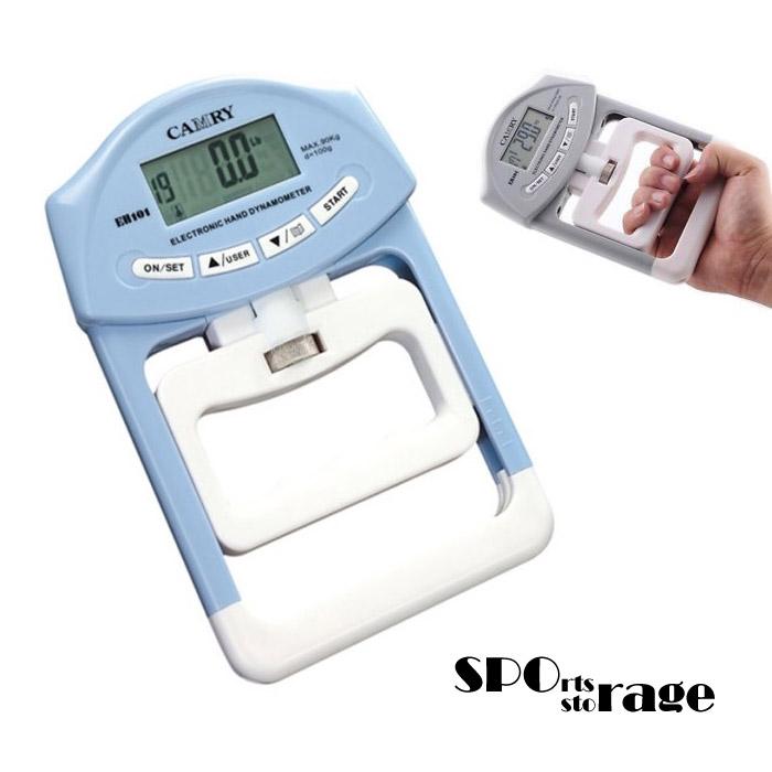 스포리지 디지털 악력측정기 (소방 경찰 공무원 체력측정 시험대비 정확한 전자식 측정기구)