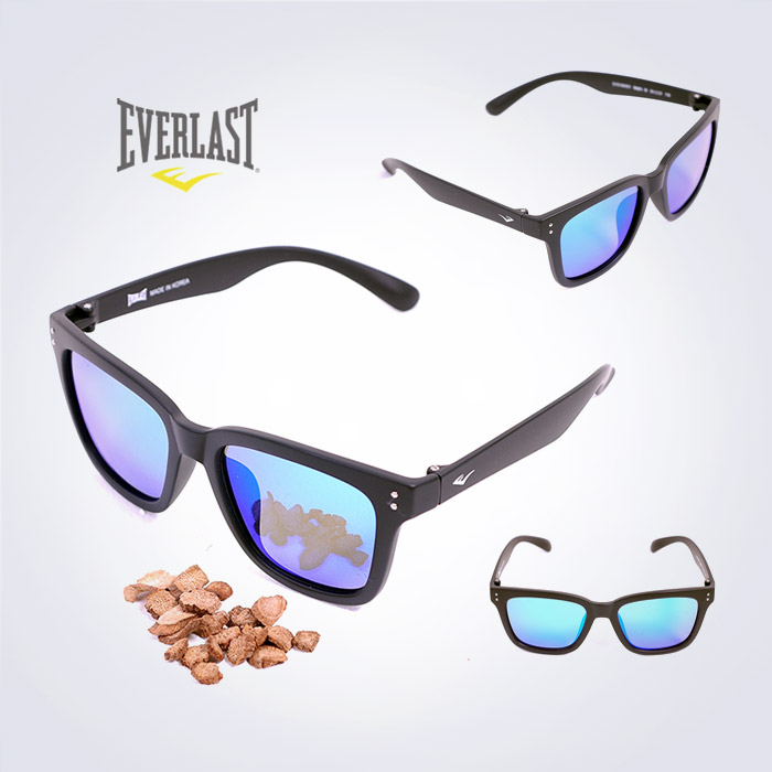 EVERLAST Polarized Sunglass - Basic Casual_BKBKIB