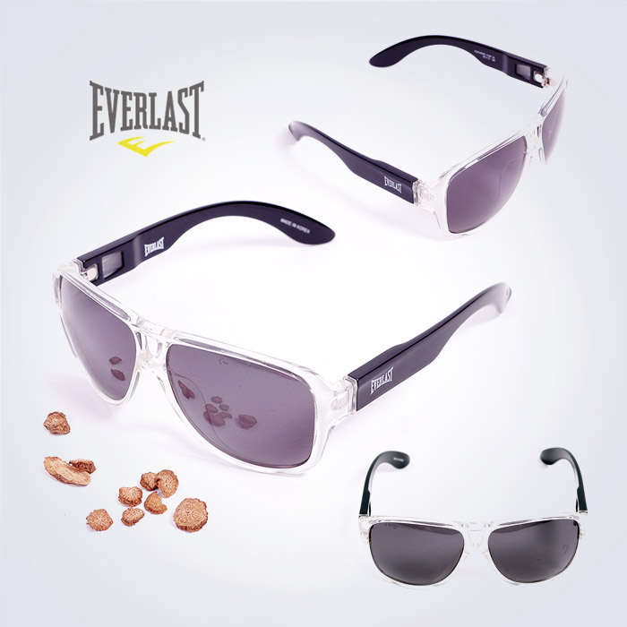 EVERLAST Polarized Sunglass - Sports Fashion_CLBKSL